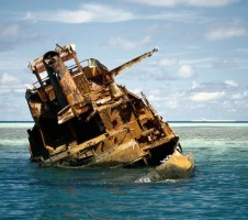 Shipwrecks in Costa Rica