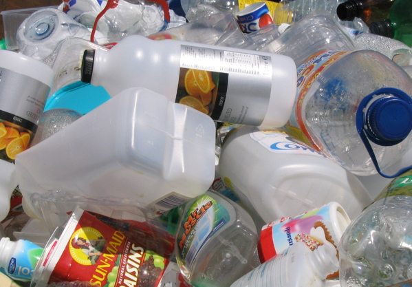 Plastic recycled in Costa Rica is exported to Japan