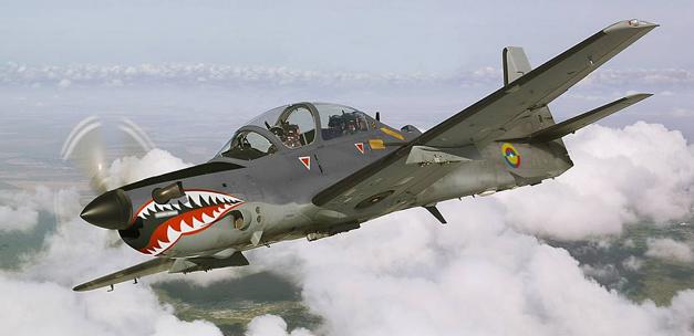Les forces armées du Guatemala / Military of Guatemala / Ejército de Guatemala Super-Tucano-fighter-jets