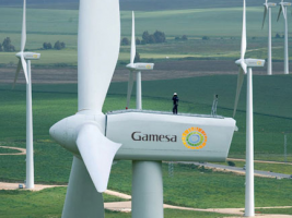 Gamesa Spanish Engineering Wind Energy in Costa Rica