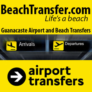 Beach Transfer Guanacaste Costa Rica