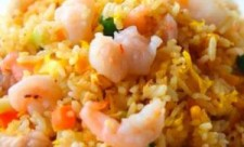 Shrimp Rice, Puntarenas Style