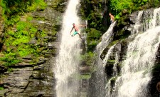 Extreme Adventurer Waterfall Tour