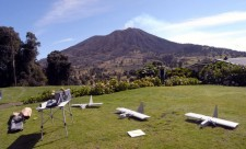 Turrialba Drones