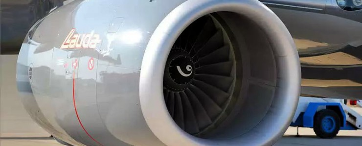 Boeing 737 engine