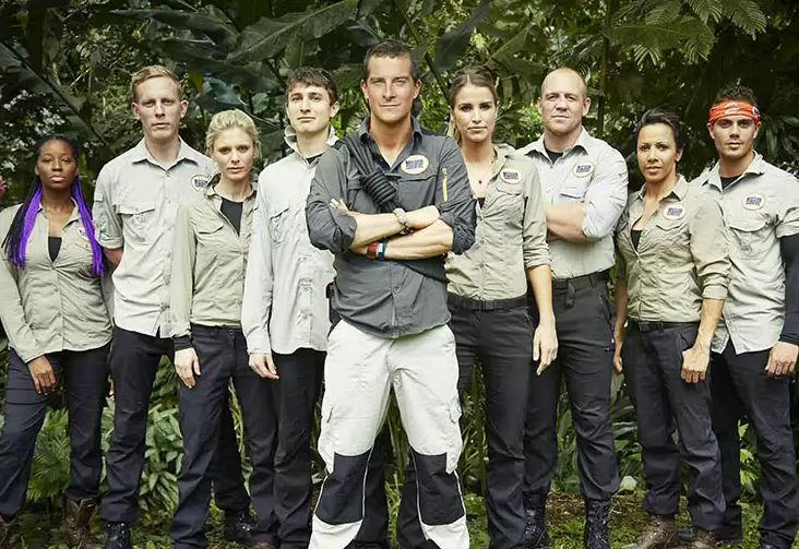 Bear Grylls in Costa Rica: British TV Show Debuts - Costa