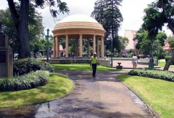 Francisco Morazan Park in San Jose. Source: Wikimedia Commons