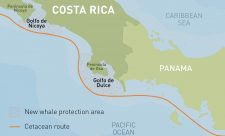 Costa Rica Marine Environment Protection