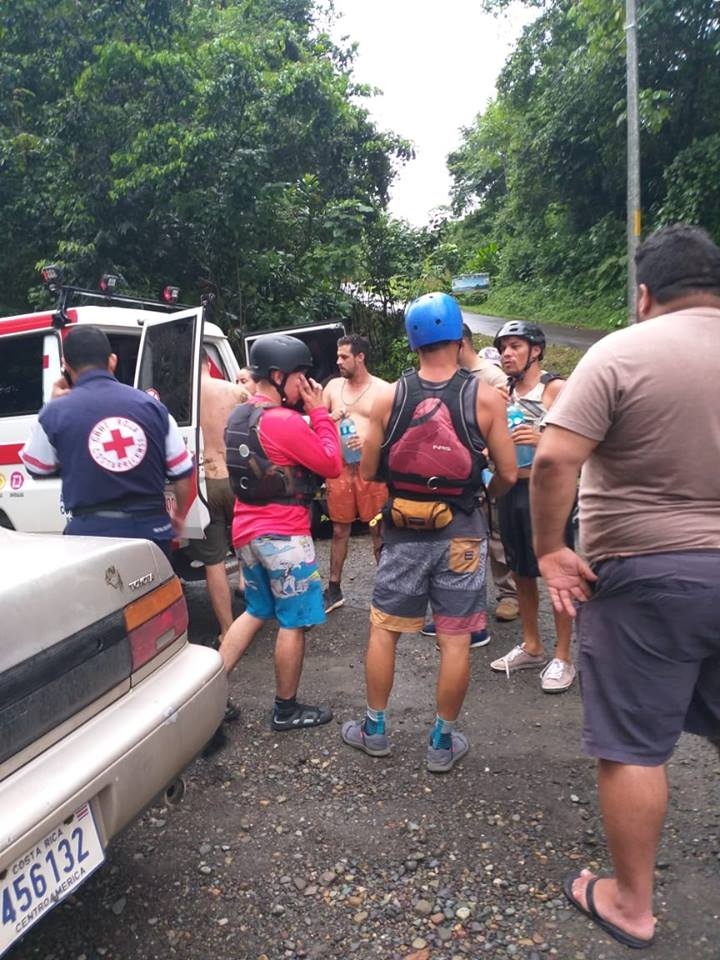 Costa Rican Authorities Investigate Tour Company Involved In Rafting Accident Rica Star News