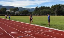 Costa Rica Athletics Track