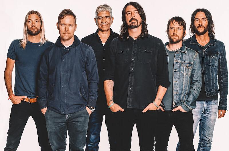 Foo Fighters and Weezers Live in Costa Rica Next October