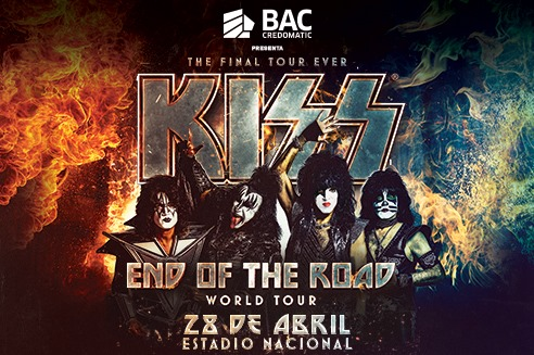KISS in Costa Rica - Tickets Soon Available - Costa Rica Star News